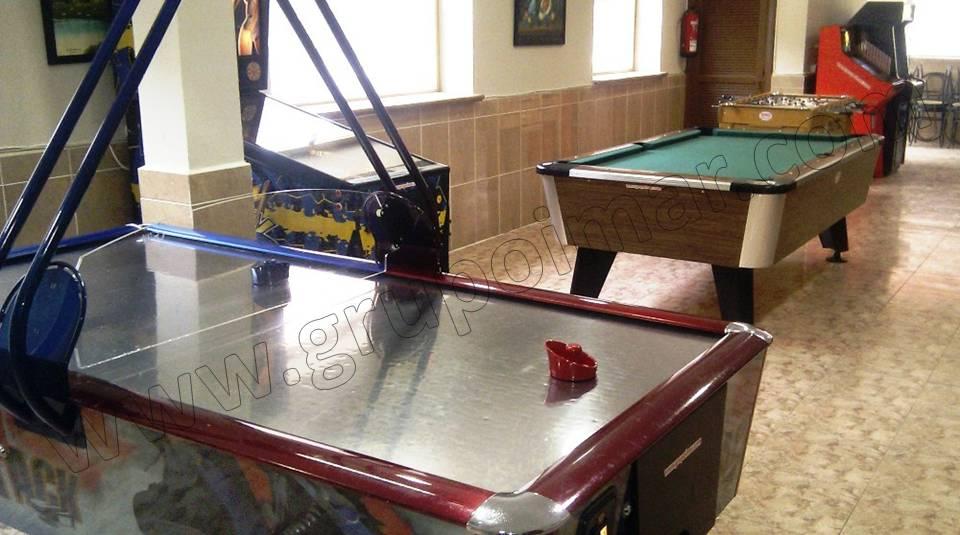 Máquinas Deportivas para bares