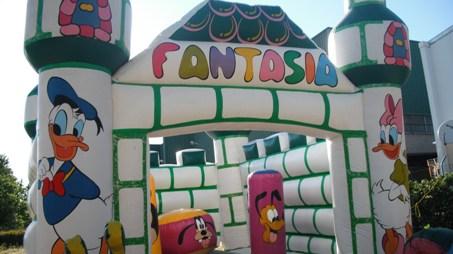 Castillo Hinchable Fantasía