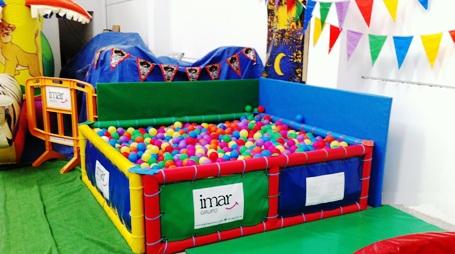 Piscina de bolas grupo imar for Compra de piscinas